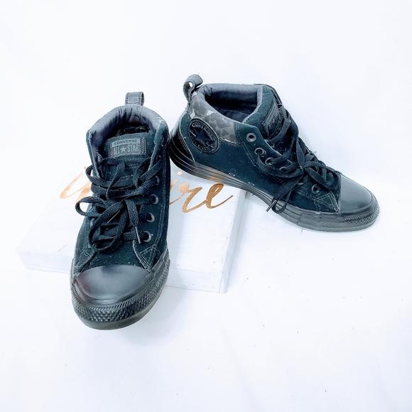 Mid Combat Zone Sneakers